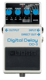 BOSS Digital Delay DD-3