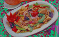 Chicken with Mushrooms (Gà Xào Nấm)