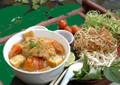 Tomato and Crab Noodles (Bún Riêu)