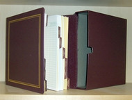 Standard Minute Book/Slipcase-Ledgerless