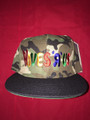 Waves R Us Camouflage Snap Back