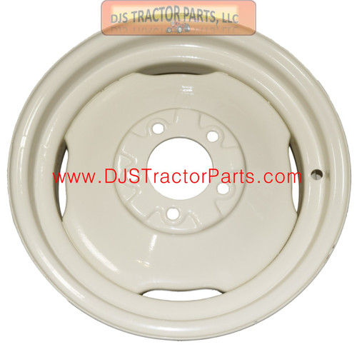 3 X 15 FRONT WHEEL, 5 HOLE - AC-010D