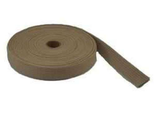 "Fuel Tank Webbing - Tan  1"" - PRICE PER FOOT - 3531T51"
