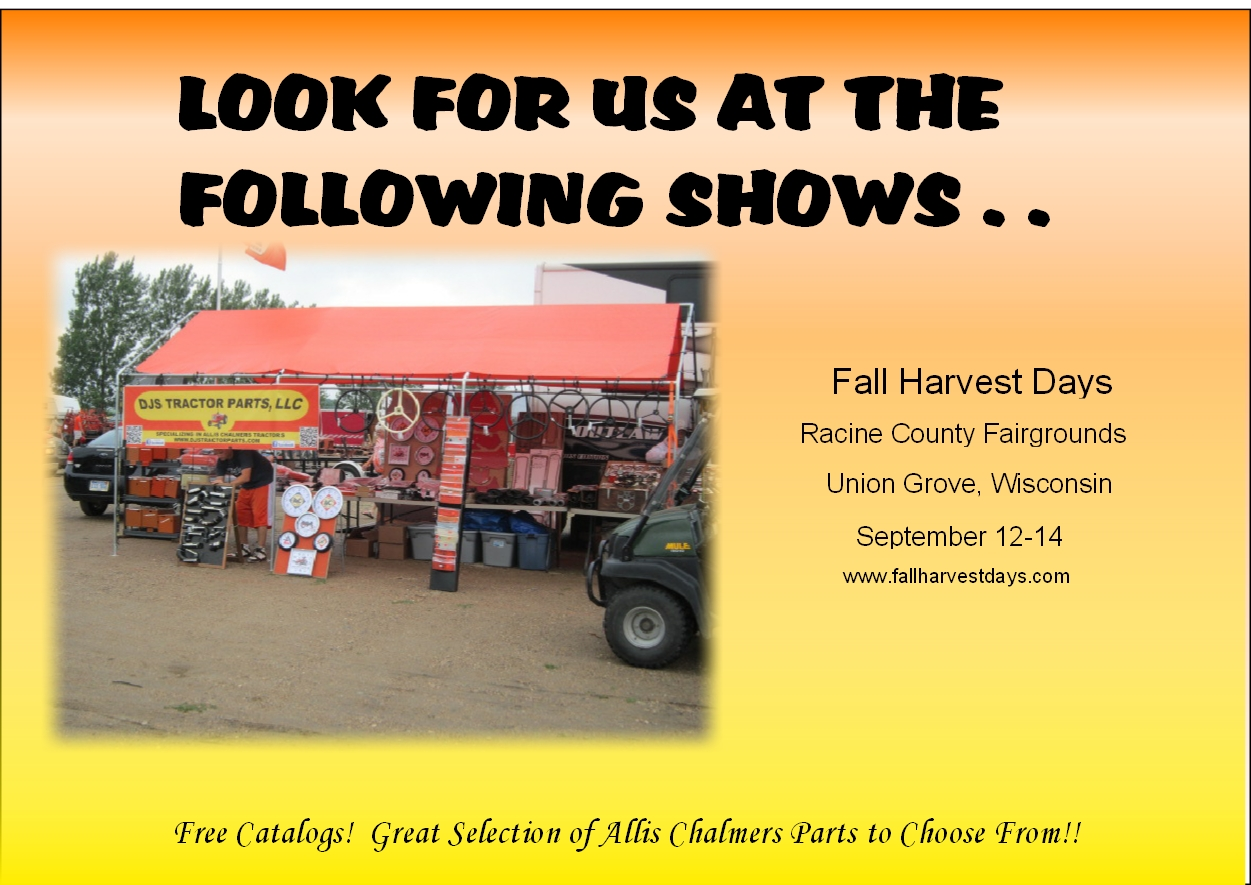 fall harvest days racine wi