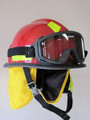 MSA CAIRNS RESCUE 360R HELMET