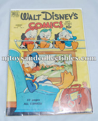 Comic Book: Vintage Walt Disney Comics & Stories #119 Aug. 1950 GD/VG