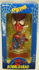 Spiderman Bobble Head