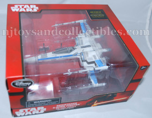 Star Wars Episode 7 DieCast Resistance X-Wing