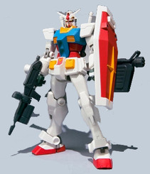 Gundam Master Grade: RX-78 02 Gundam: The Origin Version