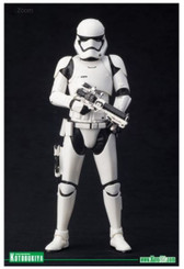 Star Wars ArtFx+ Model Kit: First Order Stormtrooper Single Pack