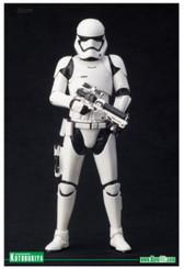 Star Wars ArtFx+ Model Kit: First Order Stormtrooper Single Pack