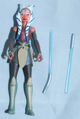 Star Wars Rebels 4-Inch Ahsoka Tano Loose Action Figure