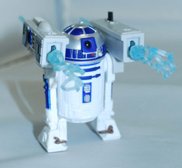 Star Wars Episode 7 4-Inch R2-D2 Loose Action Figure