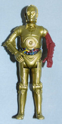 Star Wars Episode 7 4-Inch C-3PO Loose Action Figure
