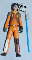 Star Wars Rebels 4-Inch Ezra Bridger Loose Action Figure