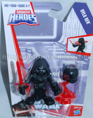 Star Wars Galactic Heroes Kylo Ren Featured Figure