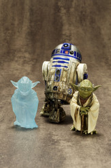 Star Wars ArtFx+ Statue: Yoda and R2-D2 2-Pack