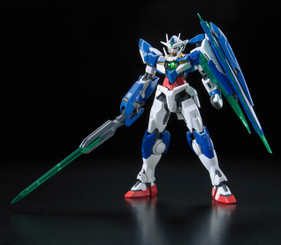 Gundam Real Grade: 00 Qan[T] Celestial Being Model Kit (#21)