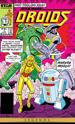 Star Wars Comic Book: True Believers Droids #1