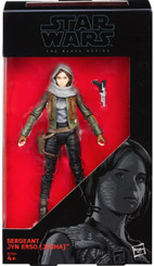 Star Wars Rogue One 6-Inch Wave 1: Jyn Erso (Jedha) Action Figure
