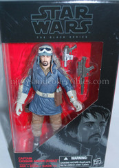 Star Wars Rogue One 6-Inch Wave 1: Cassian Andor (Eadu) Action Figure
