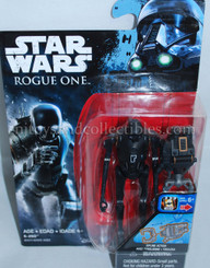 Star Wars Rogue One 3.75-Inch Wave 1: K-2SO Action Figure