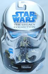 Star Wars Legacy Collection Kashyyyk Trooper Action Figure