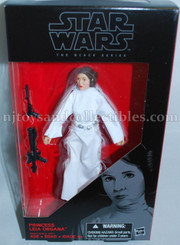 Star Wars Black Series 6-Inch Wave 9: Episode 4 Leia Organa Action Figure