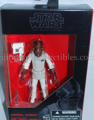 Star Wars Black Series 3.75-Inch Admiral Ackbar Action Figure