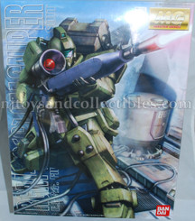 Gundam Master Grade: RGM-79 GM Sniper II Model Kit