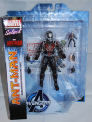 Marvel Select Ant-Man Action Figure LOOSE