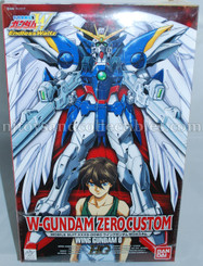 Gundam High Grade: W-Gundam Zero Custom Endless Waltz Model Kit