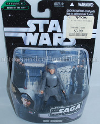 Star Wars Saga Collection Moff Jerjerrod Action Figure