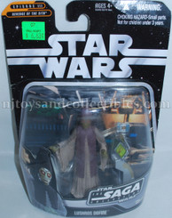 Star Wars Saga Collection Lushros Dofine Action Figure