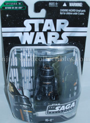 Star Wars Saga Collection R5-J2 Astromech Droid