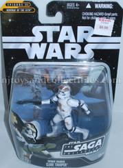 Star Wars Saga Collection Combat Engineer Clone Trooper