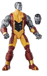 X-Men Legends 6-Inch Wave 2 Colossus Action Figure