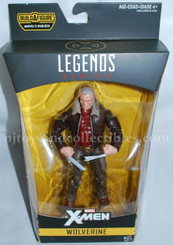 X-Men Legends 6-Inch Wave 2 Wolverine (Old Man Logan) Action Figure
