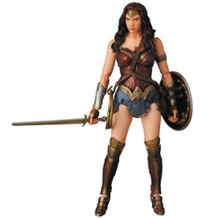 Batman vs Superman PX Mafex Wonder Woman Action Figure