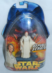 Star Wars ROTS Mon Mothma Action Figure
