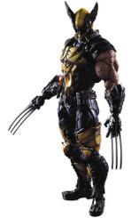 Marvel Universe Play Arts Kai Wolverine Action Figure