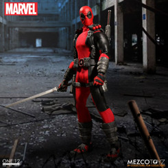 One:12 Collective Deadpool Action Figure