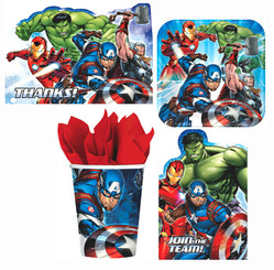 Marvel Epic Avengers Party Set