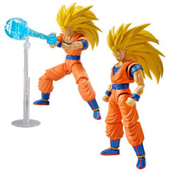 Dragonball Z Figure Rise Standard: Super Saiyan 3 Son Goku Model Kit