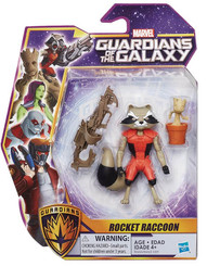 Guardians of the Galaxy 6-Inch Wave 2: Rocket Raccoon Action Figure