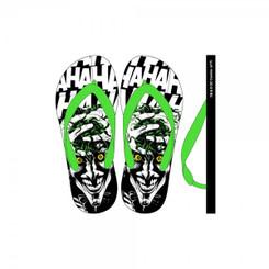 DC Comics Joker Unisex Flip Flops