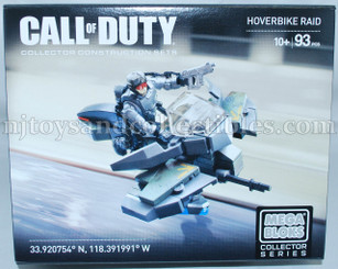 Call of Duty Mega Bloks Hoverbike Raid Construction Set