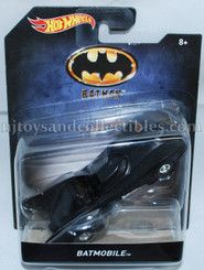 Hot Wheels Batman Premium Diecast Vehicles: Batmobile
