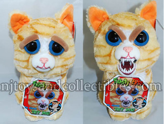 Feisty Pets: Princess Pottymouth Plush Cat