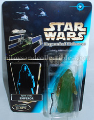 Star Wars Custom-Made Spirit of the Emperor Action Figure